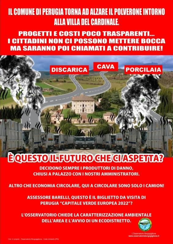 La Tramontana aria nuova a Perugia